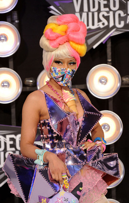 Nicki Minaj  © Getty Images